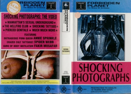 SHOCKING PHOTOGRAPHS